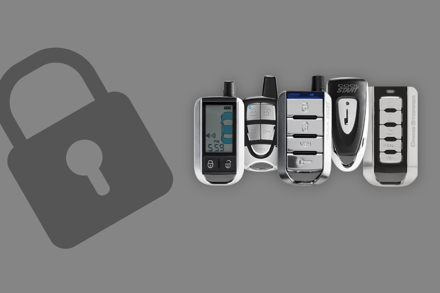 Picture for category Security + Keyless Entry