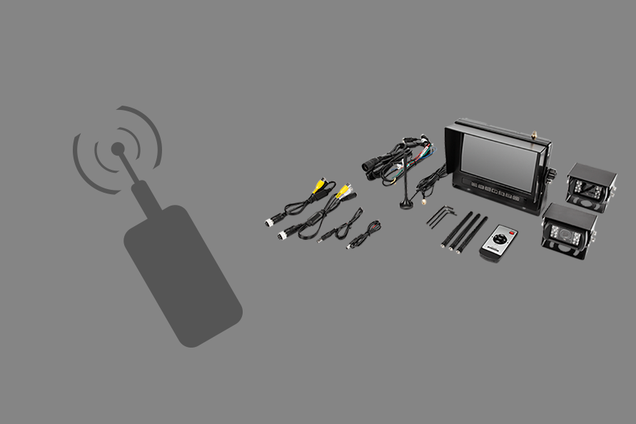 Picture for category Wireless Transmitters