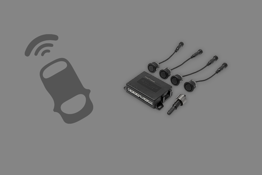Picture for category Park Assist Accessories